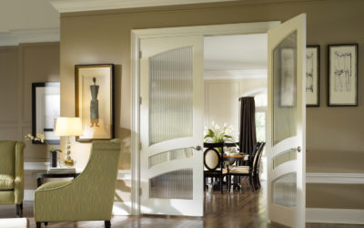 Trustile Interior Pair Doors