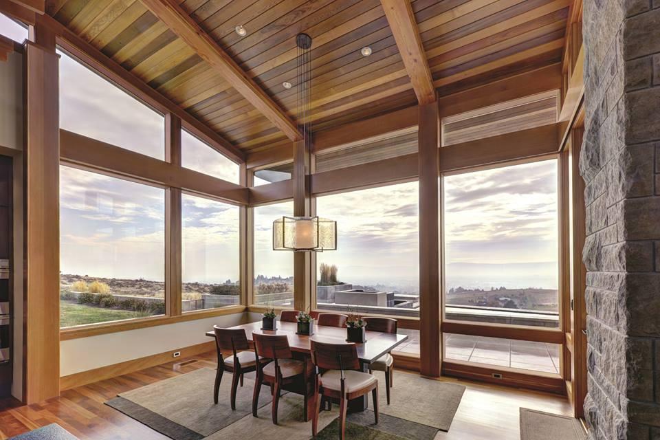 Epicvue Contemporary Clad Wood Windows And Patio Doors