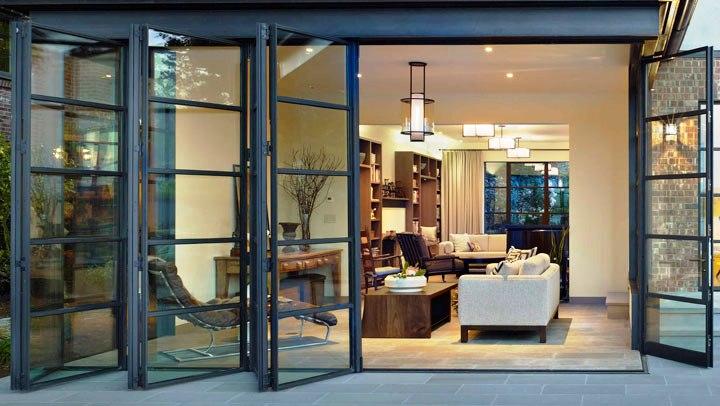 Arcadia Folding Doors