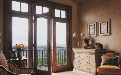 Wood & Wood-Clad Exterior Doors