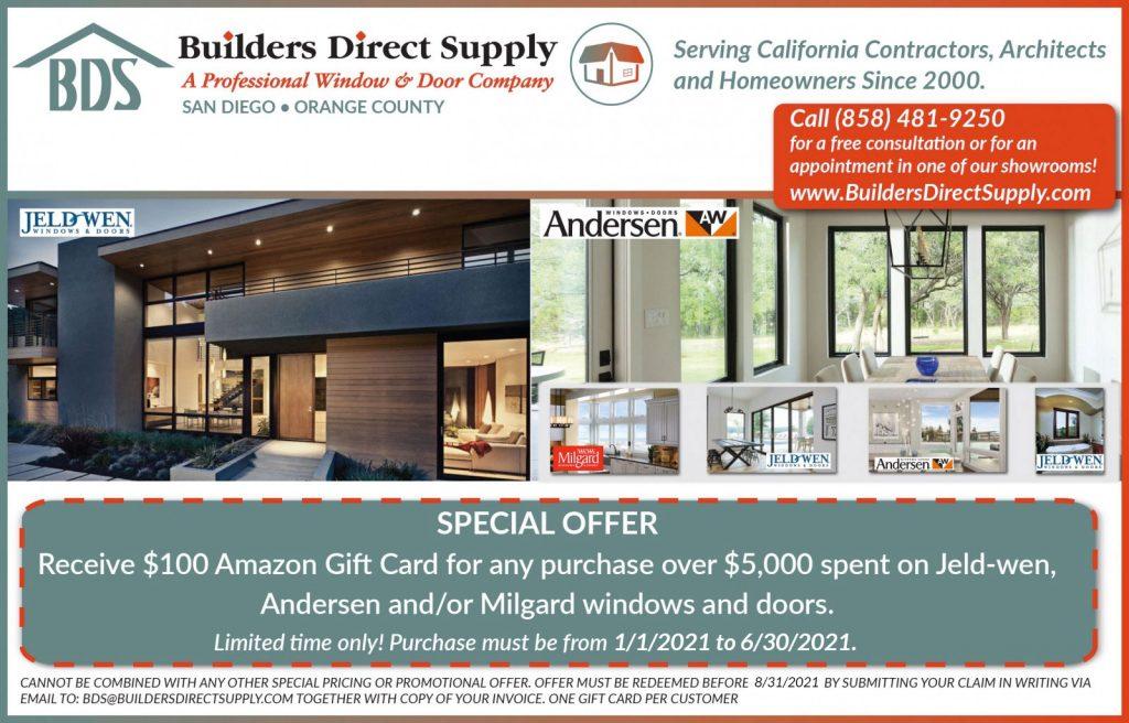 $100 Amazon Gift Card Rebate coupon